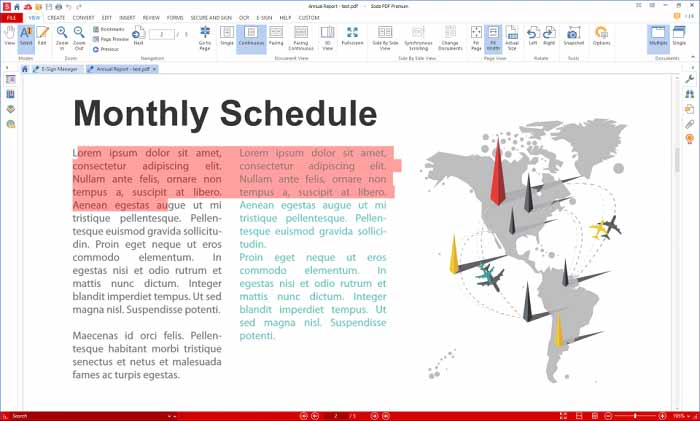Soda PDF- best eBook management software for PDF books