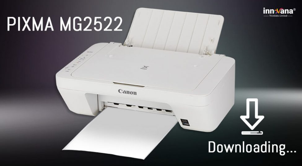 How to Download, Install, and Update Canon PIXMA MG2522 Drivers