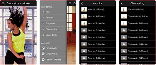 Dance Workout Videos FREE