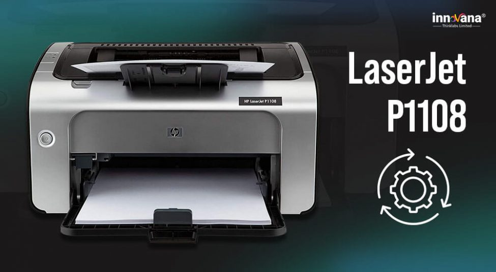 How to Download and Update HP LaserJet P1108 Driver on Windows 10