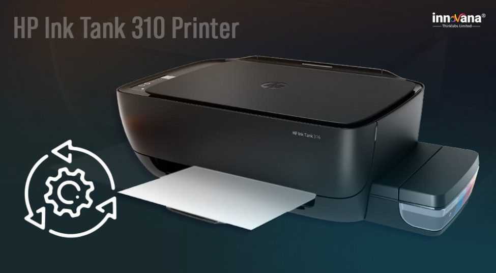 HP Ink Tank 310 Printer Drivers Download and Update