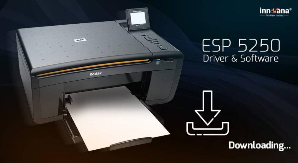 How to Download Kodak ESP 5250 Driver & Software