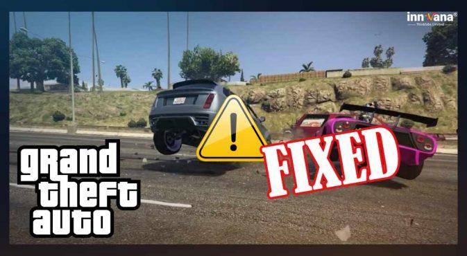 How to Fix Grand Theft Auto (GTA) 5 Crashing