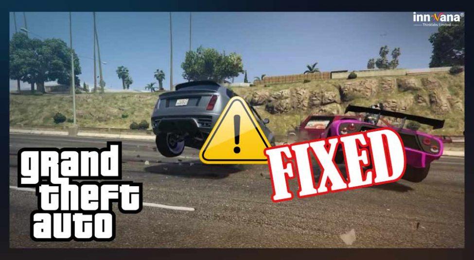 GTA 5 crashing – [Fixed] Grand Theft Auto (GTA) 5 Crashing