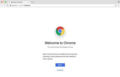Google Chrome-excellent Safari alternative for Mac
