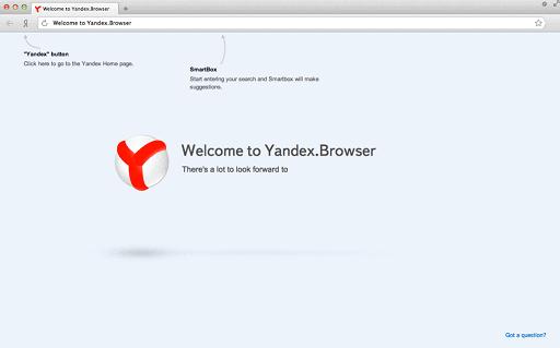 Yandex Browser- reliable Safari browser alternatives