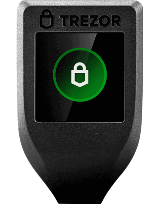 Trezor Model T- One of the best Bitcoin wallets
