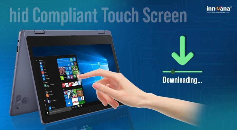 How to Download HID-Compliant Touch Screen Driver on Windows 10