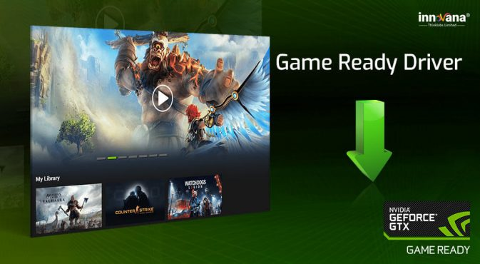 Download and Update NVIDIA GeForce Game Ready Driver for Windows