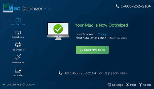 Mac Optimizer Pro