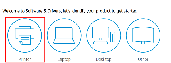 select your device name
