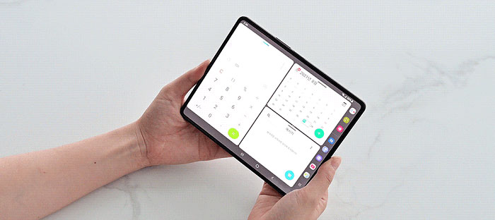 advantage of the productive features of the Galaxy Z Fold3 5G