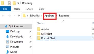 Remove textures- open appdata