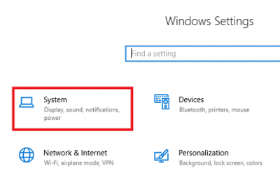 Increase the Sound of Your Microphone- windows setting system