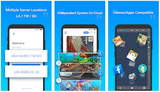Redfinger Cloud Android Emulator