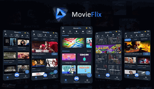 MovieFlix- free ThopTv alternative for Android