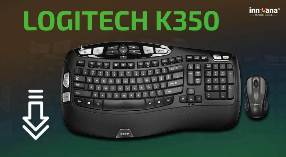 How to Download, Install & Update Logitech K350 Driver
