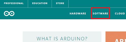 Get the Arduino Nano driver via the official website