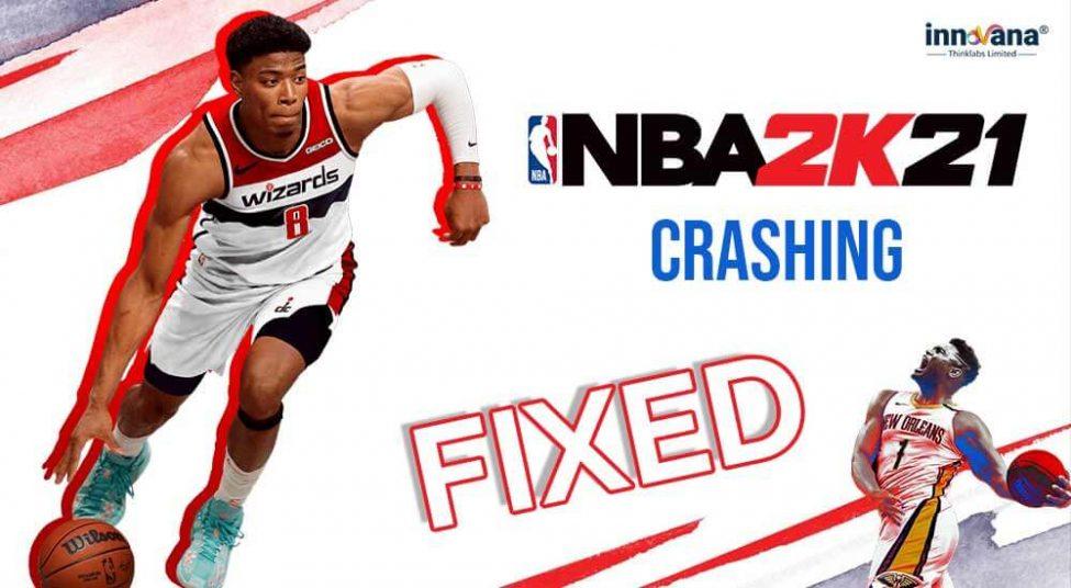 How to Fix NBA 2K22 Crashing – Xbox Series X/S & PC