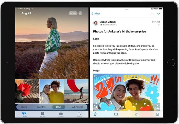Feature-packed iPadOS 15