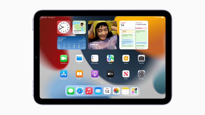Say Hello to the iPadOS 15 with Even More Features and Accessible Options