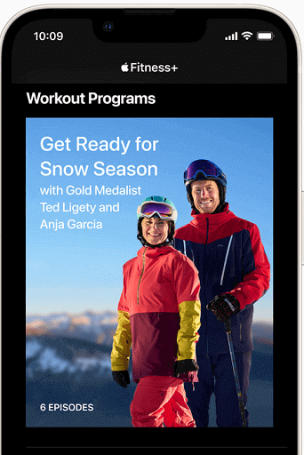 Workouts to prepare you for the winter sports