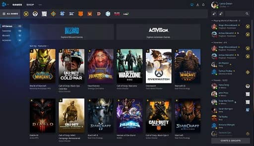 Repair the Game Files-Launch Battle.net
