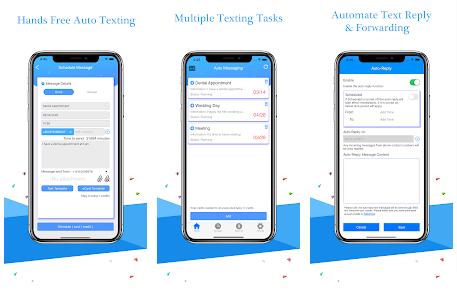 AutoSender – Auto Texting SMS via Virtual Number