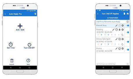 SMS Auto Reply Text Messages/ SMS Autoresponder