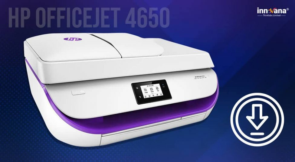 How to Download HP Officejet 4650 Printer Driver Windows 10, 8, 7