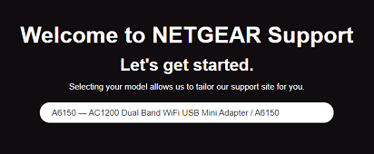 NETGEAR Wireless Adapter Driver Download with Official Website