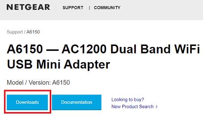 NETGEAR Wireless Adapter Driver Download