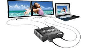 A multi-display adapter