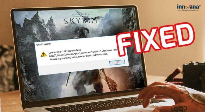 How to Fix Skyrim Infinite Loading Screen Problem on Windows 10