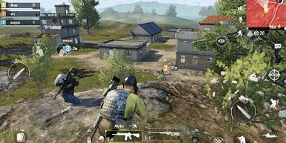 Player Unknown's Battleground (PUBG)