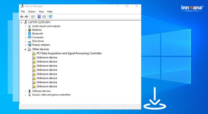 How to Download PCI Device Drivers on Windows