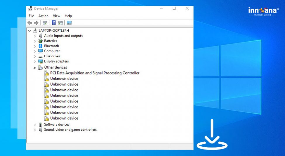 How to Download PCI Device Drivers on Windows 10, 8, 7