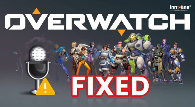 How to Fix Overwatch Mic and Voice Chat Not Working on Windows and Xbox
