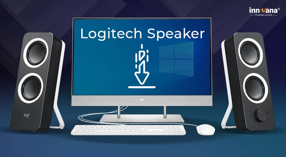 How to Download Logitech Speaker Drivers on Windows 10/7/8