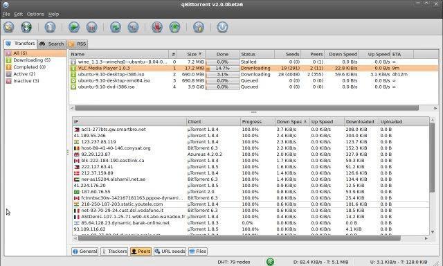 qBittorrent- Easy to Use uTorrent Alternative