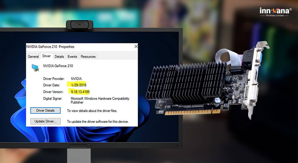 Download and Update NVIDIA GeForce 210 Drivers on Windows 10